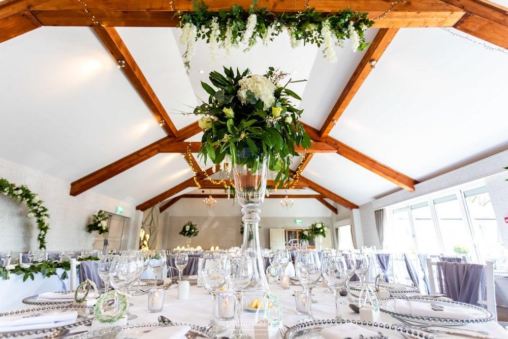 Coed Y Mwstwr Wedding Reception