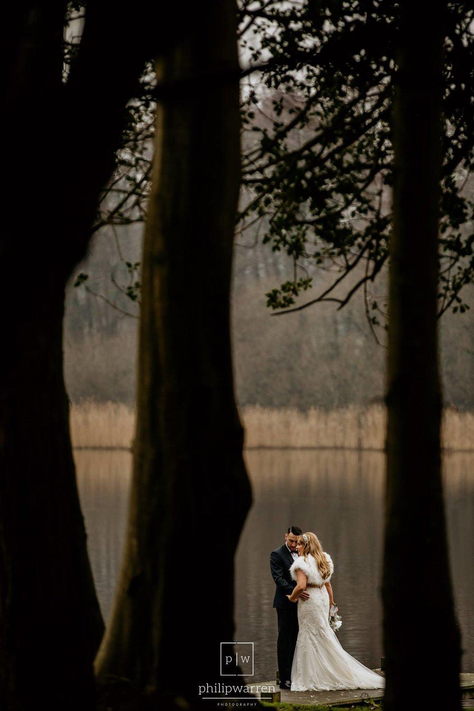 Winter Hensol Castle Wedding