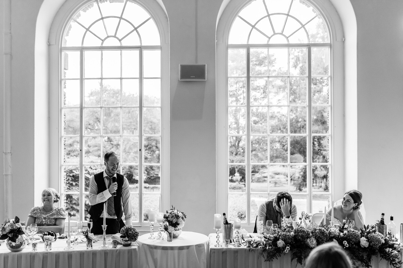 Margam Orangery Wedding