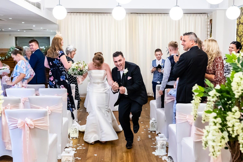 Fairways Hotel Wedding
